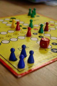 Zeit für Gesellschaftsspiele